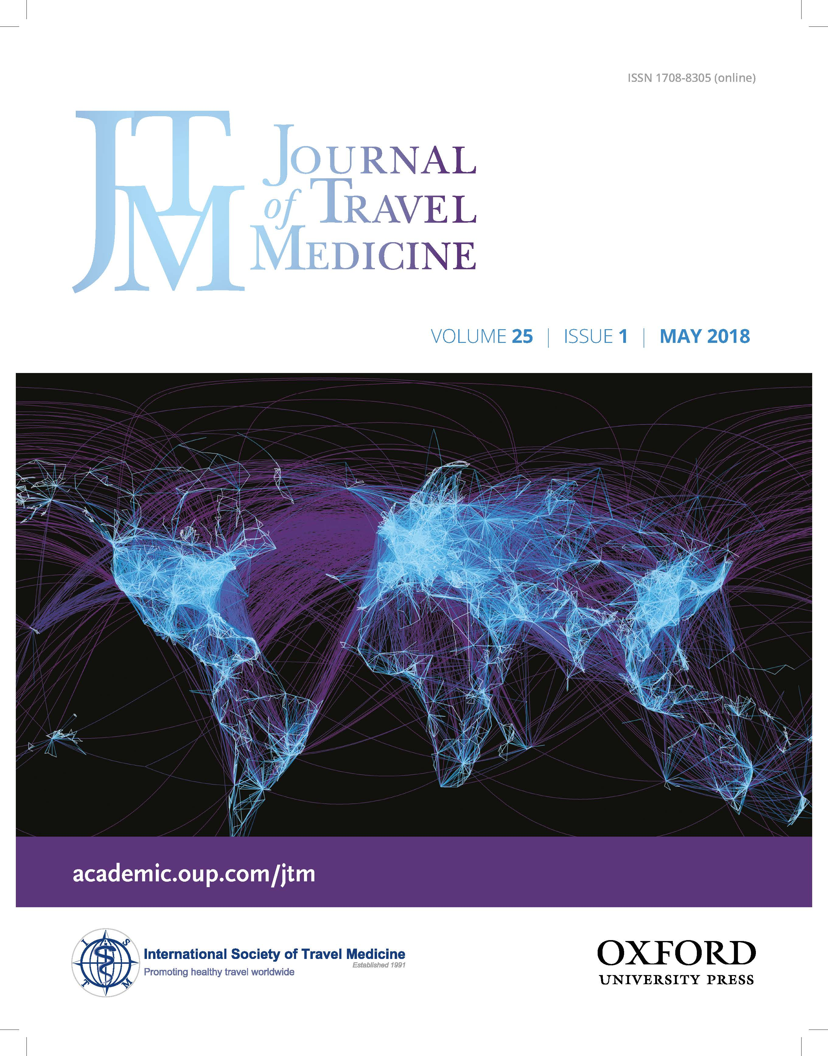 The Journal of Travel Medicine